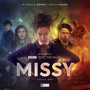 [Doctor Who: Missy: Series 1 (Product Image)]