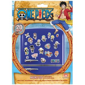 [One Piece: Magnet Set: Chibi (Product Image)]