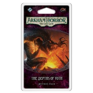 [Arkham Horror: The Card Game: Mythos Pack: The Depths Of Yoth (Product Image)]