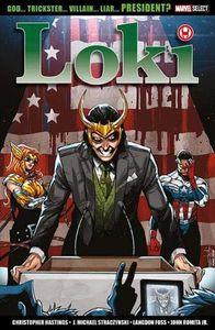 [Marvel Select: Loki: Vote Loki (Product Image)]