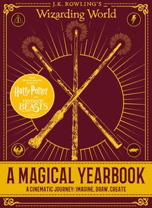 [J.K. Rowling's Wizarding World : A Magical Yearbook (Hardcover) (Product Image)]
