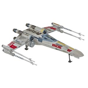 [Star Wars: Vintage Collection Fighter Vehicle: Luke Skywalker's Red 5 X-Wing (Product Image)]