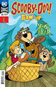 [Scooby Doo Team Up #35 (Product Image)]