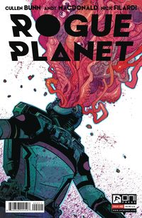 [The cover for Rogue Planet #2]
