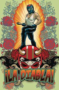 [La Diabla #1 (Cover Powell Cardstock) (Product Image)]