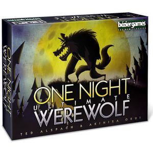 [One Night: Ultimate Werewolf (Product Image)]