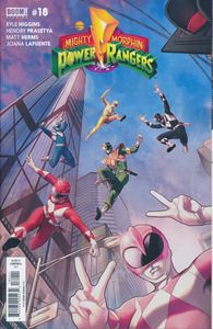 [Mighty Morphin Power Rangers #18 (Product Image)]