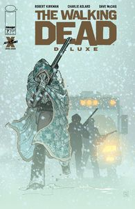 [Walking Dead: Deluxe #7 (Cover B Moore & Mccaig) (Product Image)]