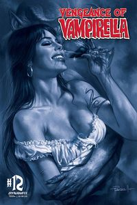 [Vengeance Of Vampirella #12 (Parrillo Tint Variant) (Product Image)]