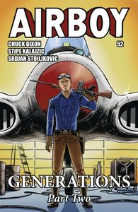 [Airboy #52 (Cover A Mckee) (Product Image)]