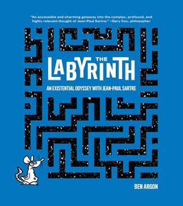 [The Labyrinth: An Existential Odyssey With Jean-Paul Sartre (Hardcover) (Product Image)]