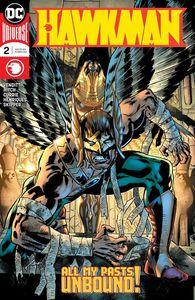 [Hawkman #2 (Product Image)]