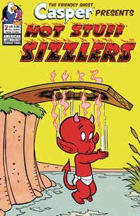 [The cover for Casper Presents: Hotstuff Sizzlers #2 (Cover A)]