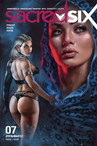 [Sacred Six #7 (Cover A Parrillo) (Product Image)]