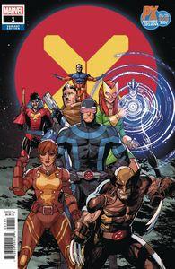 [X-Men #1 (NYCC 2019 Yu Var DX Variant) (Product Image)]
