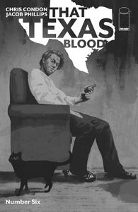 [That Texas Blood #6 (Product Image)]