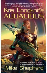 [Kris Longknife: Audacious (Product Image)]