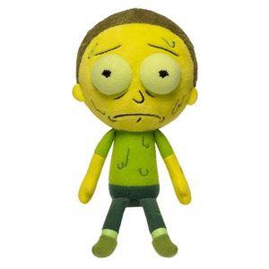[Rick & Morty: Galactic Plushies: Toxic Morty (Product Image)]