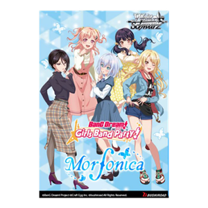 [Weiss Schwarz: Trial Deck: Bang Dream! Girls Band Party!: Morfonica (Product Image)]