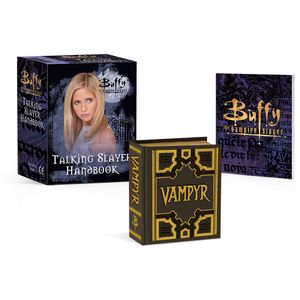 [Buffy The Vampire Slayer: Talking Slayer Handbook (Product Image)]