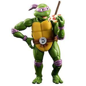 [Teenage Mutant Ninja Turtles: SH Figuarts Action FIgures: Donatello (Product Image)]