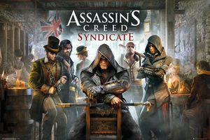 [Assassin's Creed: Syndicate: Poster: Pub (Product Image)]