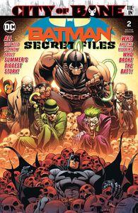 [Batman: Secret Files #2 (Product Image)]