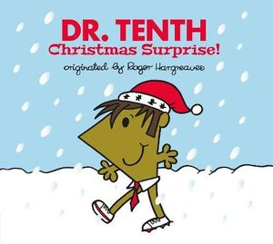 [Doctor Who: Mr. Men: Dr. Tenth Christmas Surprise! (Hardcover) (Product Image)]