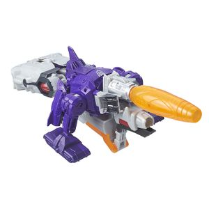 [Transformers: Generations: Titans Return Voyager Action Figures: Galvatron (Product Image)]