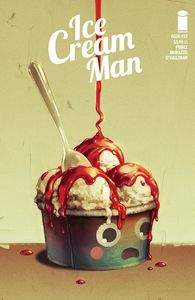 [Ice Cream Man #22 (Cover B Connelly) (Product Image)]
