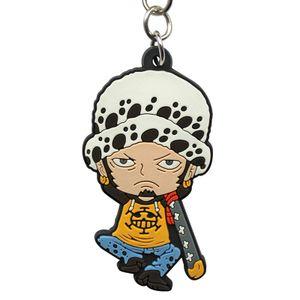 [One Piece: PVC Keychain: Trafalgar Law (Product Image)]