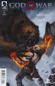[God Of War #1 (Product Image)]