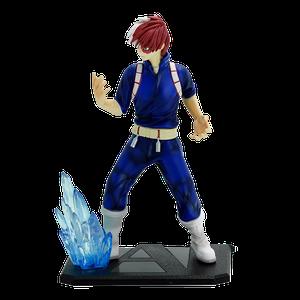 [My Hero Academia: PVC Figure: Super Figure Collection: Shoto Todoroki (Product Image)]