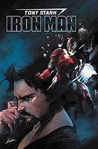 [Tony Stark: Iron Man: Volume 1: Self Made Man (Signed Edition) (Product Image)]