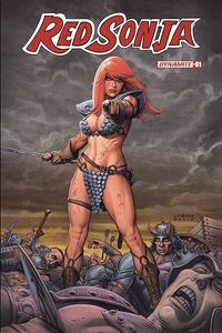 [Red Sonja #1 (Cover B Linsner) (Product Image)]