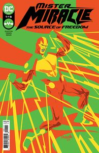 [Mister Miracle: The Source Of Freedom #1 (Cover A Yanick Paquette) (Product Image)]