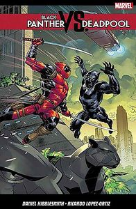 [Black Panther Vs. Deadpool (UK Edition) (Product Image)]