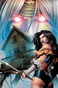 [Grimm Fairy Tales #42 (Cover A Coccolo) (Product Image)]
