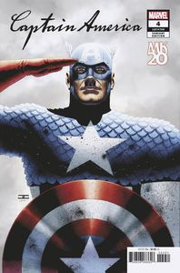 [Captain America #4 (Cassaday MKXX Variant) (Product Image)]