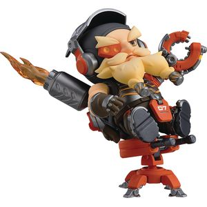 [Overwatch: Nendoroid: Torbjorn Classic Skin (Product Image)]