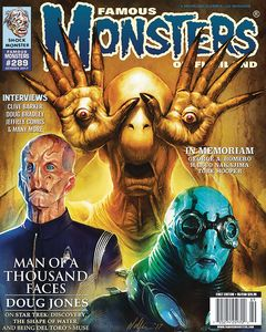 [Famous Monsters Of Filmland #289 (Doug Jones Variant Cover) (Product Image)]