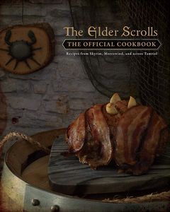 [The Elder Scrolls: The Official Cookbook (Hardcover) (Product Image)]