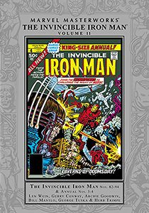 [Marvel Masterworks: Invincible Iron Man: Volume 11 (Hardcover) (Product Image)]