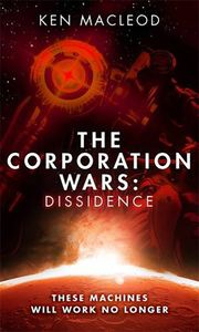 [The Corporation Wars: Dissidence (Hardcover) (Product Image)]