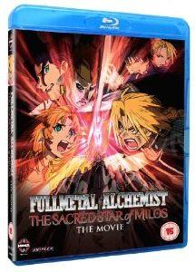 [Fullmetal Alchemist Movie 2: Sacred Star Of Milos (Bluray) (Product Image)]