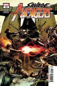 [Savage Avengers #15 (Product Image)]