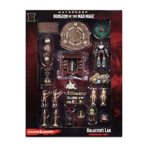[Dungeons & Dragons: Icons Of The Realms: Waterdeep: Halasters Lab Premium Set (Product Image)]
