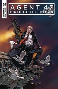 [Agent 47: Birth Of Hitman #6 (Cover A Lau) (Product Image)]