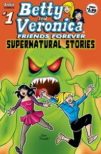[Betty & Veronica: Friends Forever: Supernatural #1 (Product Image)]