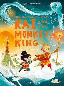 [Brownstones Mythical Collection: Volume 3: Kai & The Monkey King (Hardcover) (Product Image)]